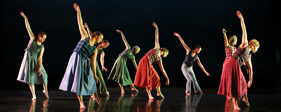 Celebrate the season during the Spring Dance Concert April 24-27, featuring Missouri State faculty choreographers.