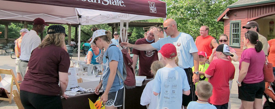 Connect with alumni and friends of Missouri State during a MarooNation event this summer.
