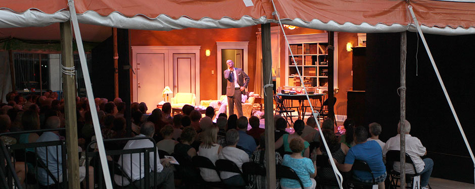 "Tent Theatre's summer lineup  includes ""110 in the Shade,"" ""Steel Magnolias"" and ""Damn Yankees."" Tickets are now on sale."