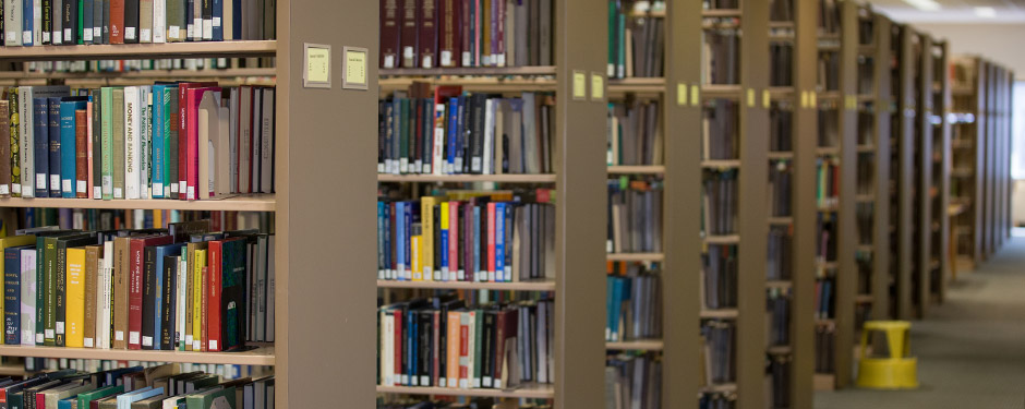 Learn where you can find magazines, books, reference materials, maps and more by taking a tour of Meyer Library.