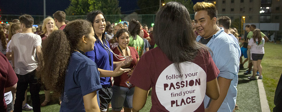 Find and follow your passion — no matter what it may be or where it may take you – with Missouri State University.