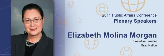 Elizabeth Molina Morgan, Executive Director, Grad Nation