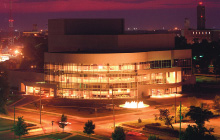Juanita K. Hammons Hall for the Performing Arts