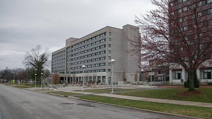 Hammons House Campus Map Missouri State University