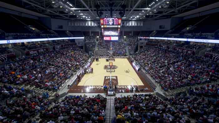 Jqh Arena Campus Map Missouri State University