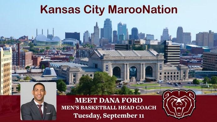 Meet coach Dana Ford in Kansas City