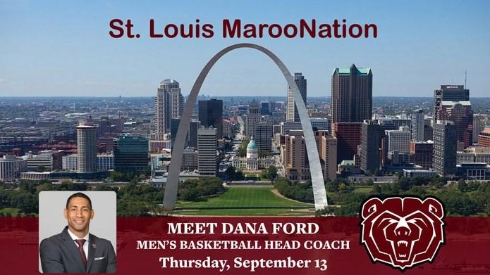 Meet coach Dana Ford in St. Louis