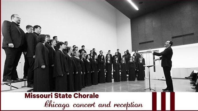 Missouri State Chorale Concert - Chicago