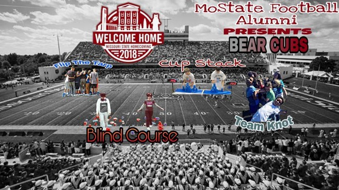 MoState Football Alumni (M.F.A) 1st Annual Bear Cubs Event