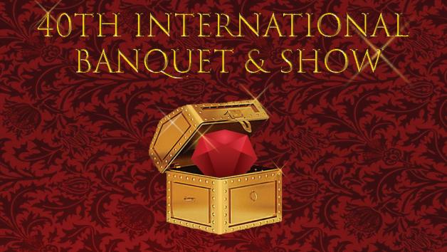 Cultural Treasures: International Banquet and Show
