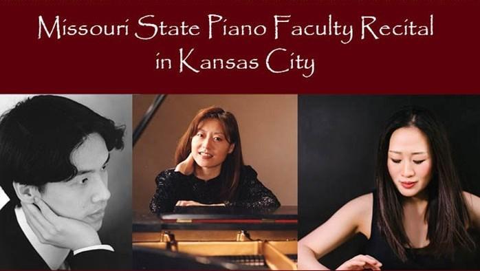 MSU Piano faculty recital – Kansas City