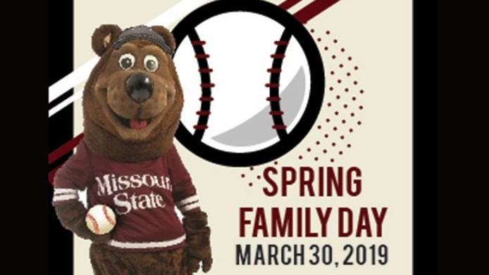Spring Family Day at Hammons Field