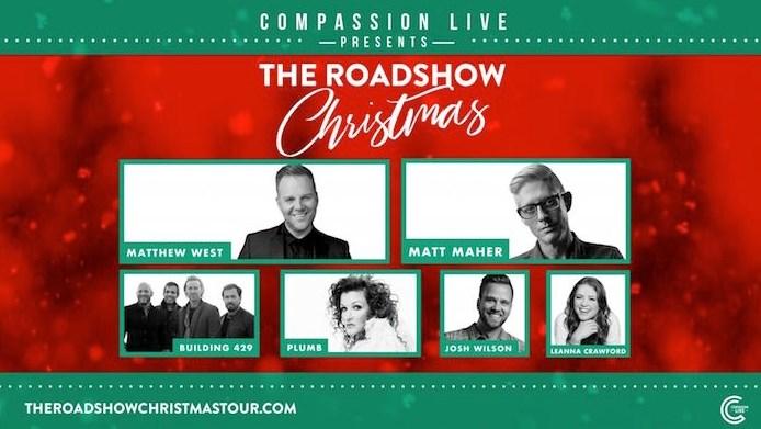 The Roadshow Christmas Tour