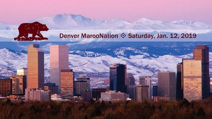 Denver MarooNation: January 2019