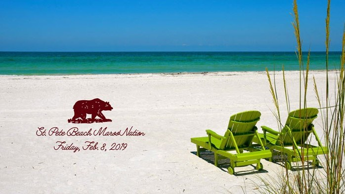 St. Pete Beach MarooNation: February 2019
