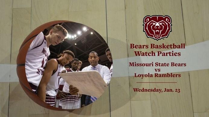 Missouri State Bears Basketball Watch Parties