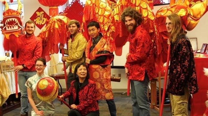 2019 Chinese New Year Celebration Week