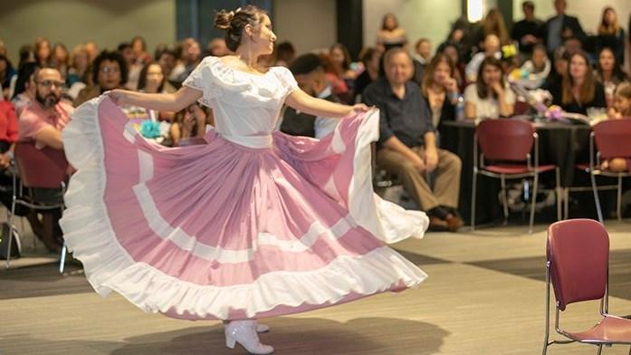 Carnaval: Latinx Heritage Month Banquet