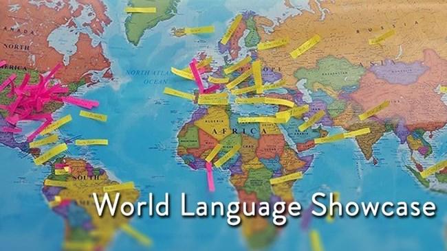CANCELED - World Language Showcase