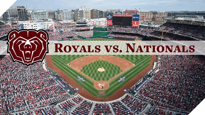 Missouri State Day at Nationals Park July 2019