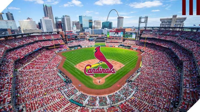 MSU Day at Busch Stadium July 2019