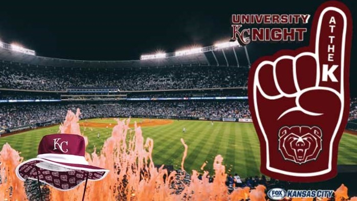 Missouri State Night at the K: August 2019