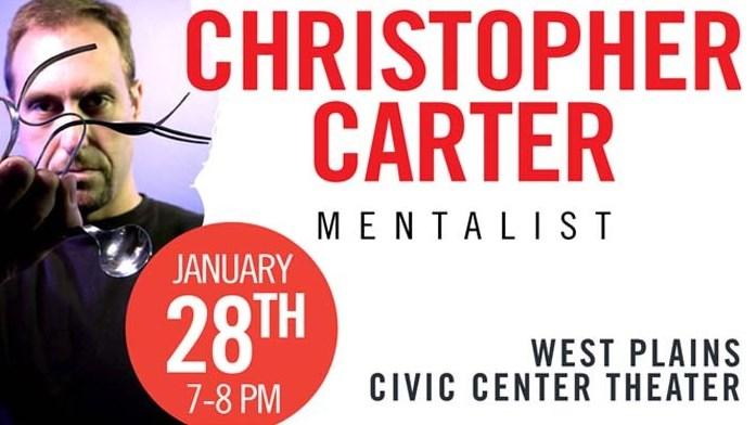 Christopher Carter, Mentalist