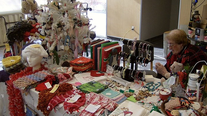 Rudolph's Five and Dime: A Holiday Bazaar