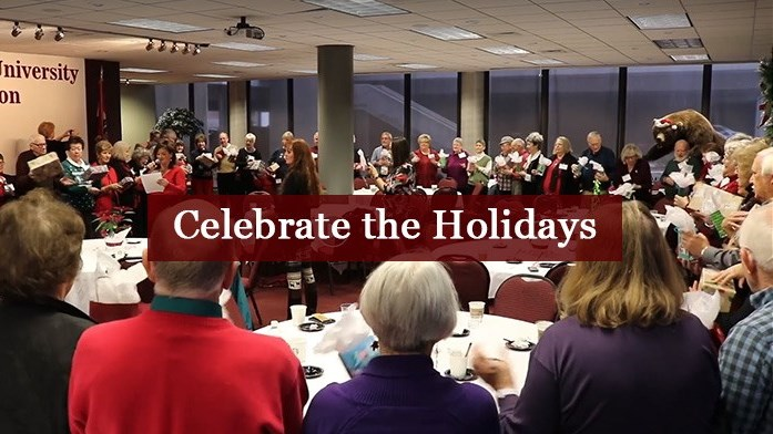 Retired Faculty Staff Event: Holiday Party