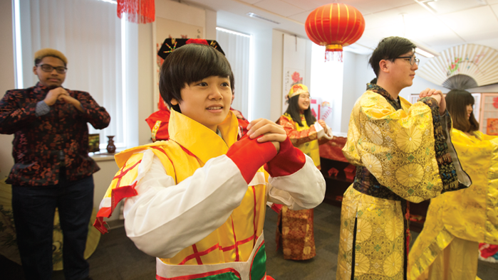 Chinese New Year Culture Presentation