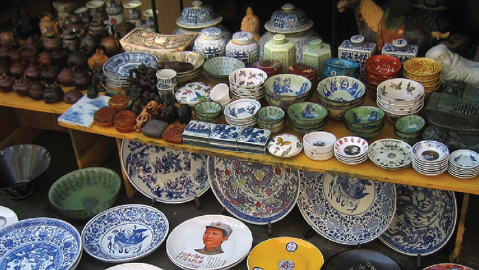 Chinese Porcelain Workshop