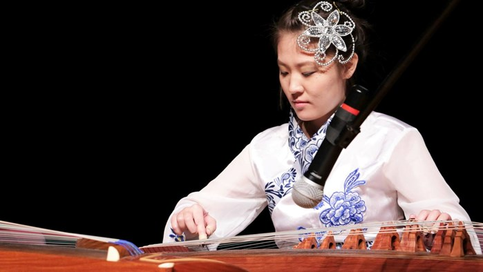 Traditional Chinese Instrument and Dance Showcase