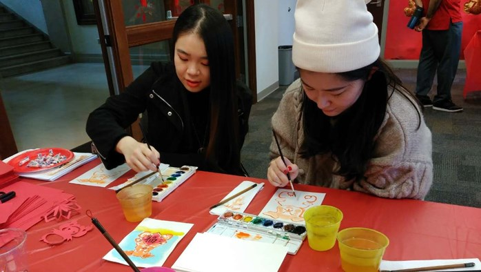 Chinese Painting Workshop