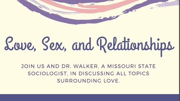 CANCELLED   Psychology Club Presents: Love, Sex, and Relationships