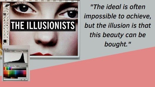 Body U and Psychology Club Presents: The screening and discussion of the Illusionists