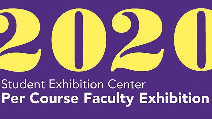 Per Course Faculty Exhibition at the SEC
