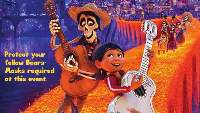 SAC LatinX Heritage Month Movie: Coco