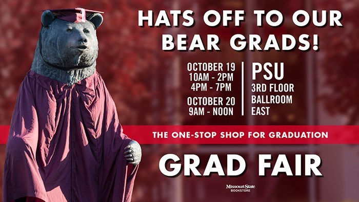 Grad Fair Fall 2020