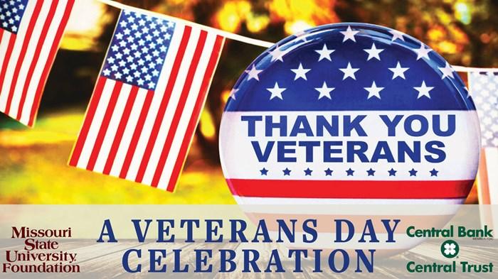 A Missouri State University Veterans Day Celebration