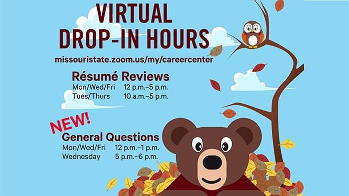 Career Center Drop-In Hours