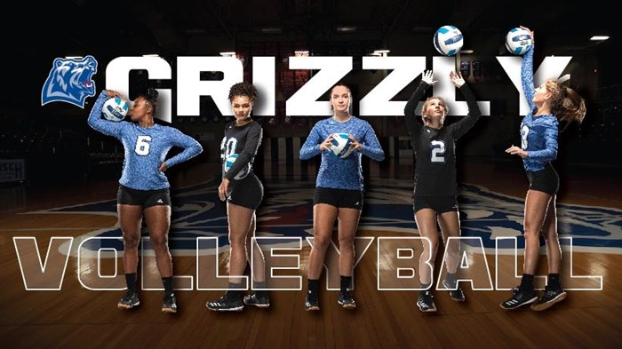 Grizzly Volleyball Home Game
