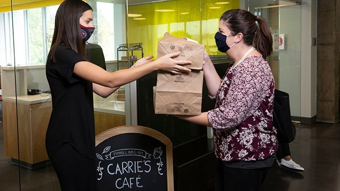 Carrie's Cafe - Carry-Out Only