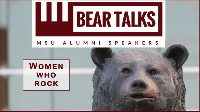 BearTalks: Women Who Rock
