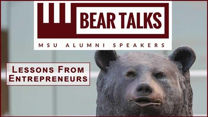 BearTalks Webinar: Entrepreneurship