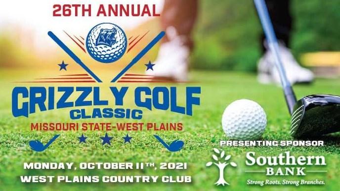 Grizzly Golf Sponsorship