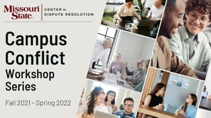 Campus Conflict Workshop: Trauma-Informed Communication and Conflict Management