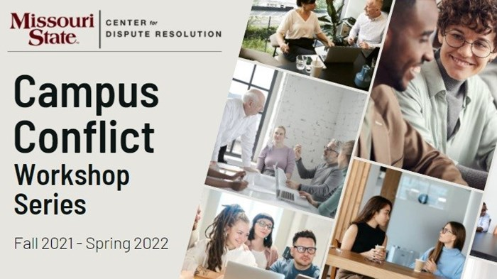 Campus Conflict Workshop: De-escalation Strategies in Conflict