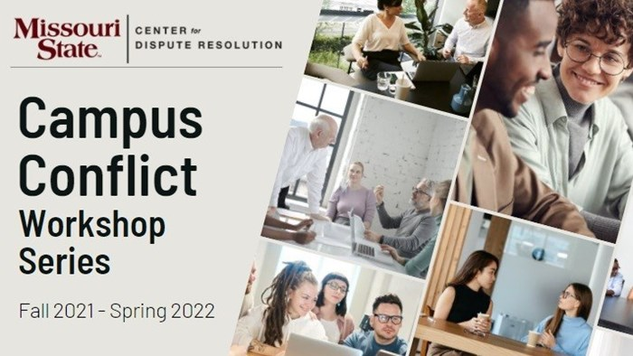 Campus Conflict Workshop: Managing Conflicts in Groups and Teams
