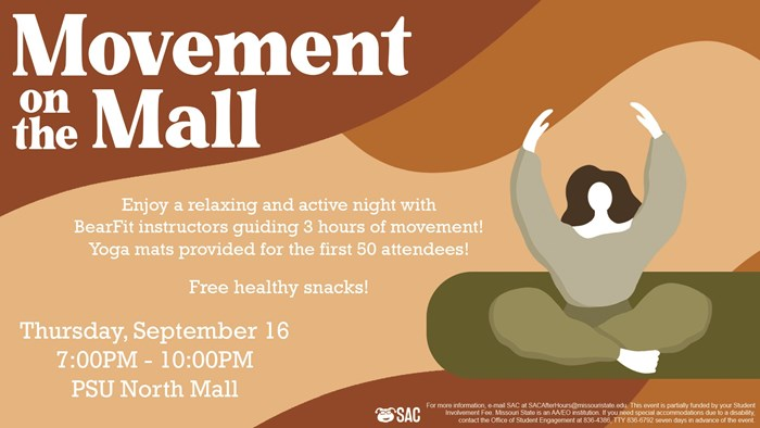 SAC Presents: Movement on the Mall