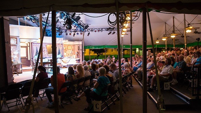 Tent Theatre: All Shook Up